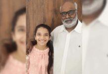 Child singer Prakruthi adds extra life to RRR song