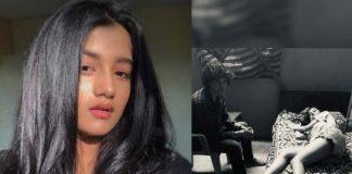 Family man girl Dhriti about Kissing scene