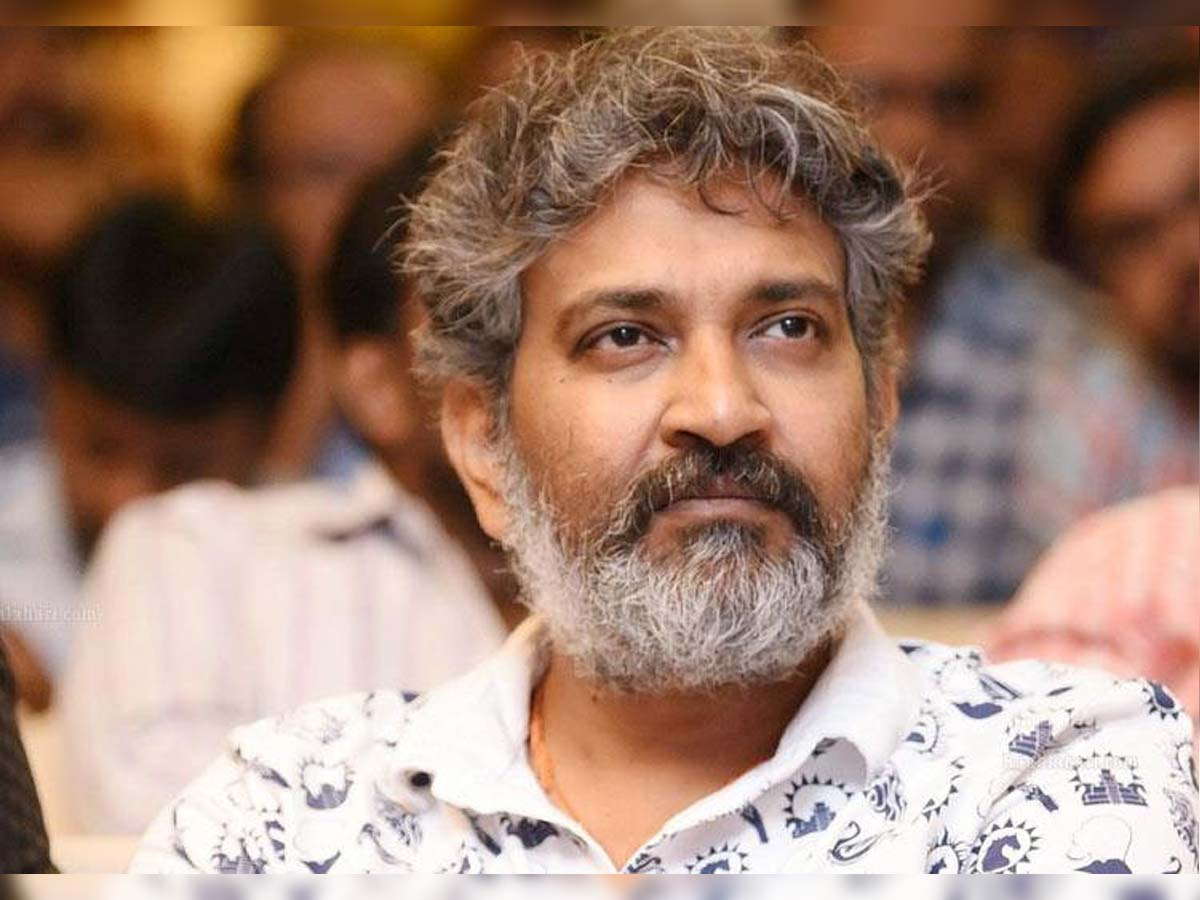 It is not very easy to impress Rajamouli
