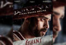 It's final round for Varun Tej Ghani