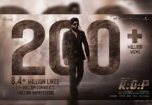 KGF Chapter 2 teaser hits 200 million viewson YouTube