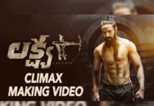 Lakshya Movie Climax Making Video