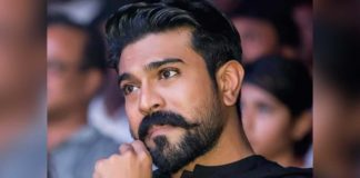 Look test and shot ready for Ram Charan in RC15