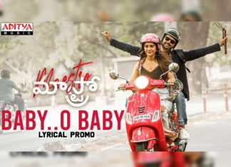 Maestro Baby O Baby Promo out
