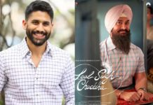 Naga Chaitanya starts his Hindi debut Laal Singh Chaddha