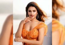 Nidhhi Agerwal about special song in rain backdrop