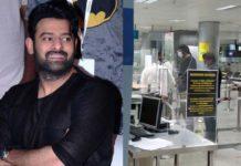 Prabhas best airport look viral