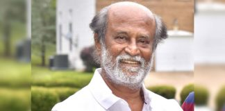 Rajinikanth returns to Chennai