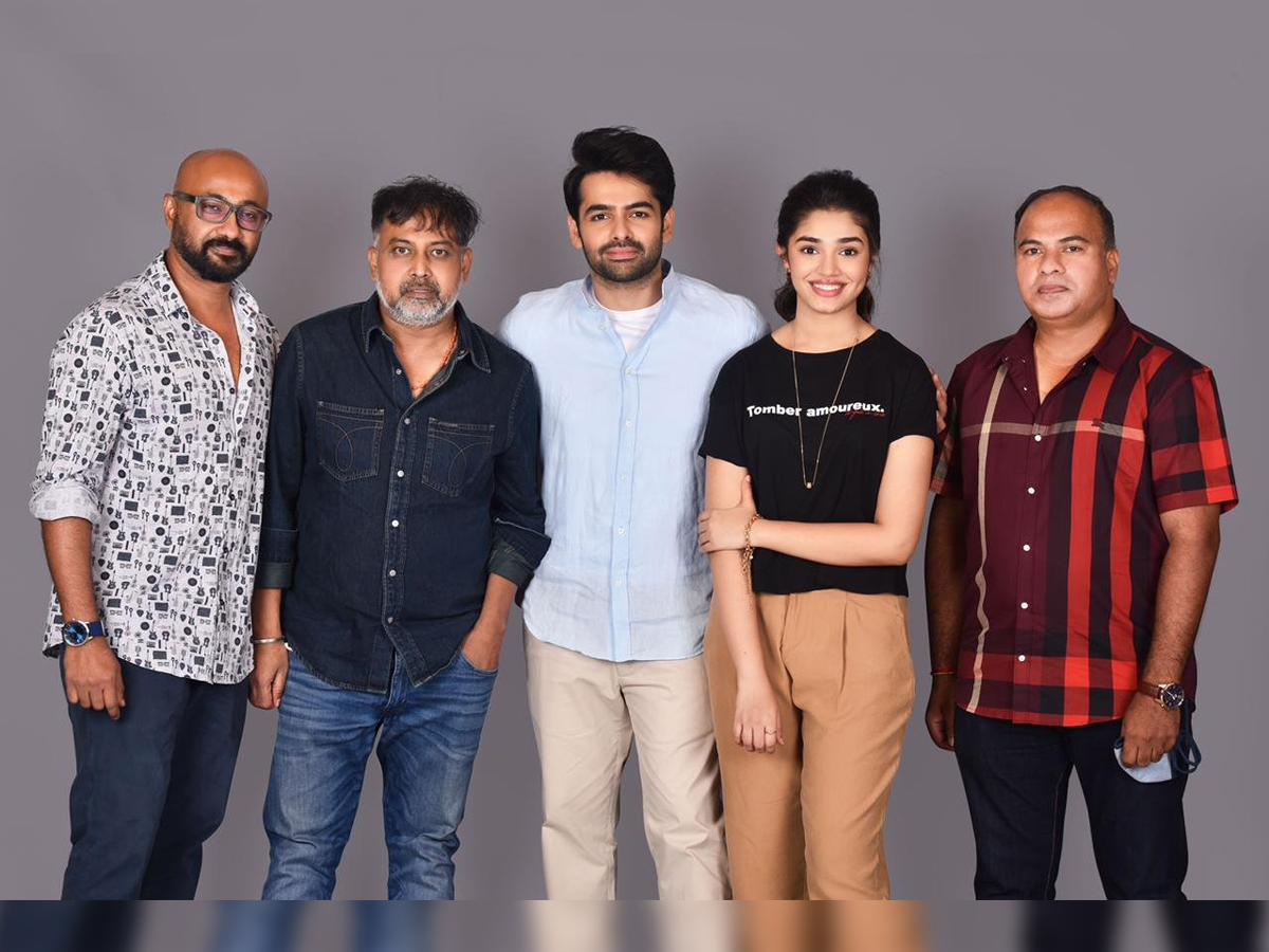 Ram Pothineni and Lingusamy film shoot from 12th July