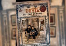 Rama Krishna and Monica on board for Kalyanram Devil