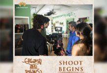 Sharwanand & Rashmika Mandanna Aadavaallu Meeku Joharlu shoot starts