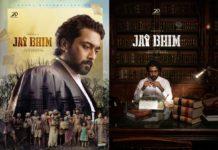 Suriya – A lawyer in Jai Bhim