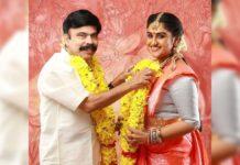 Vanitha Vijayakumar gets married for fourth time?