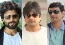 Vijay Deverakonda next with Harish Shankar and Dil Raju?