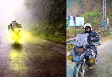 Viral!Thala Ajith riding a superbike