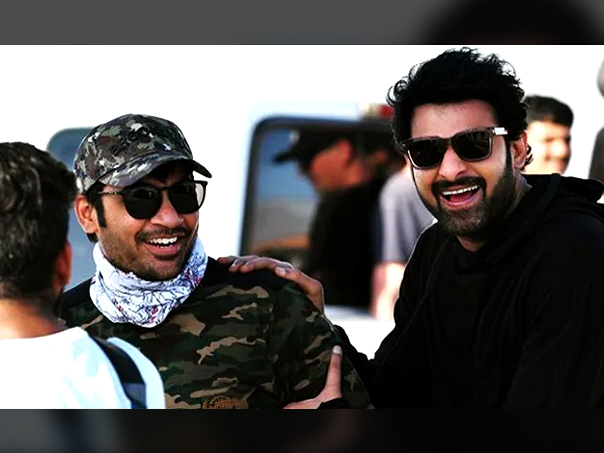 Again Prabhas decides to work with Sujeeth?