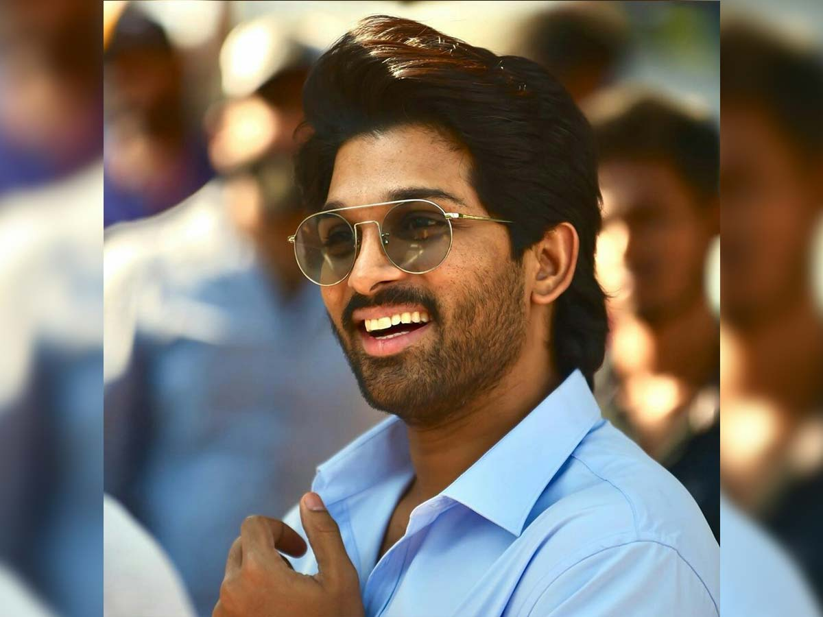 Allu Arjun keen to have only this Bollywood heroine: Icon