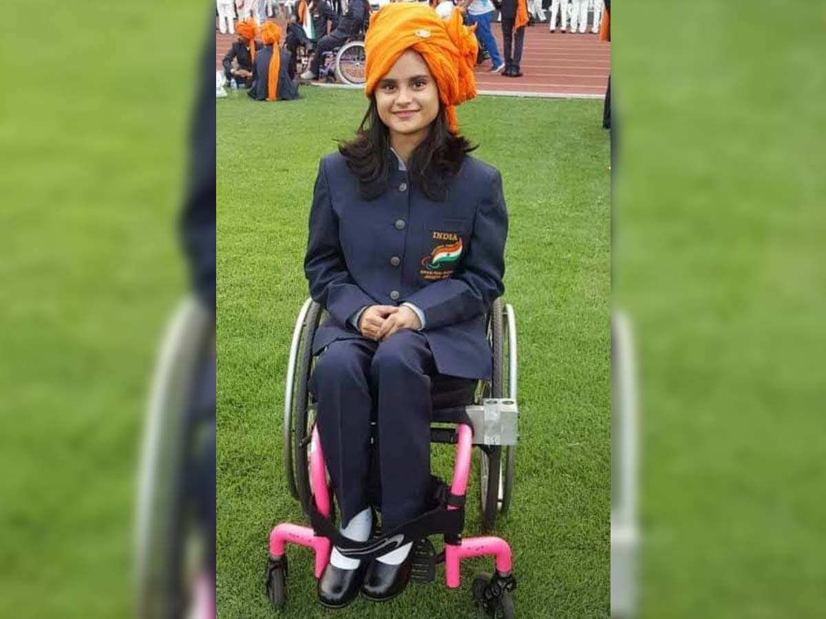 Avani Lekhara the 1st woman to win gold for India : Paralympic Games