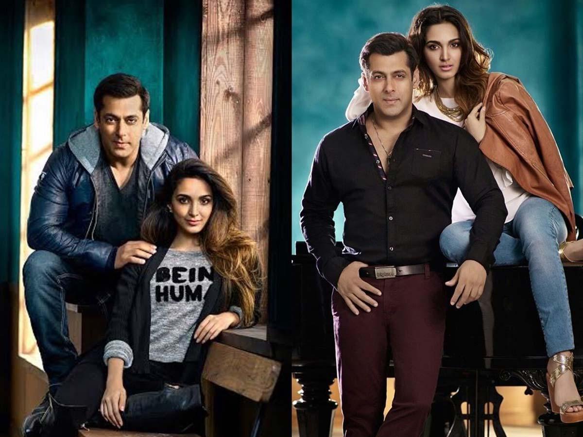 Kiara Advani connection with Salman Khan