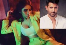 Nabha Natesh with Hrithik Roshan in a web series?