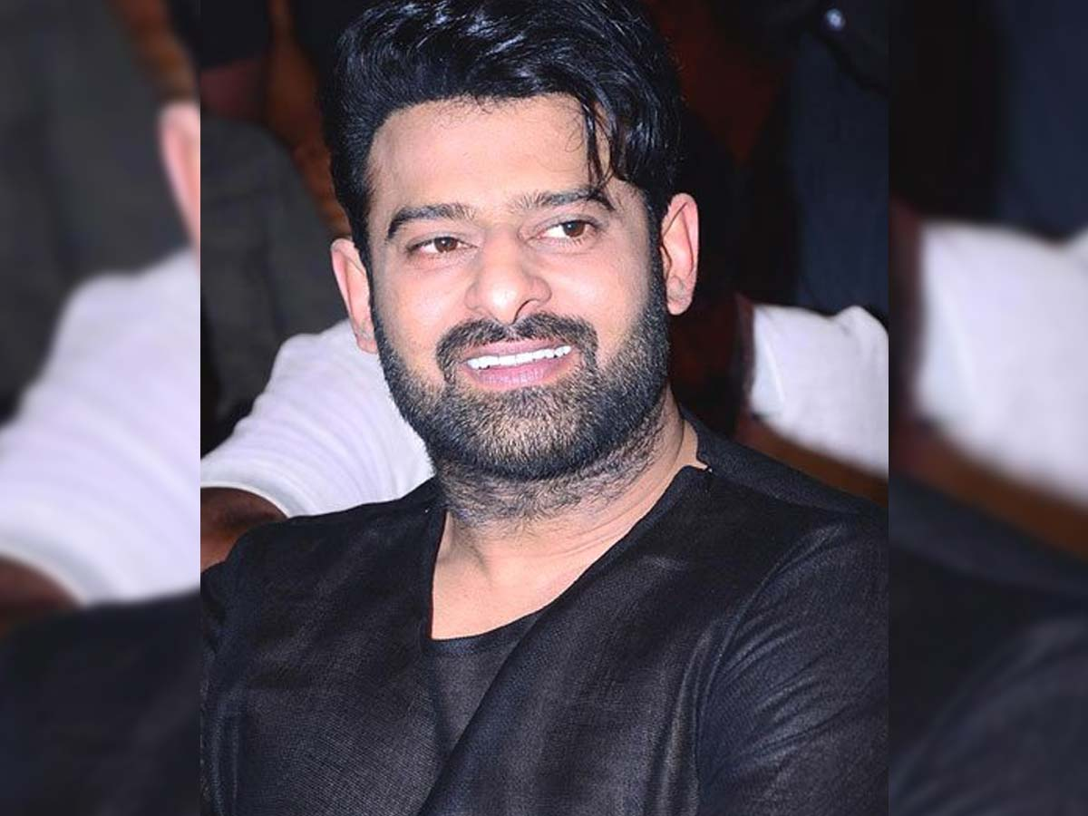Once Prabhas is comfortable, he talks very freely