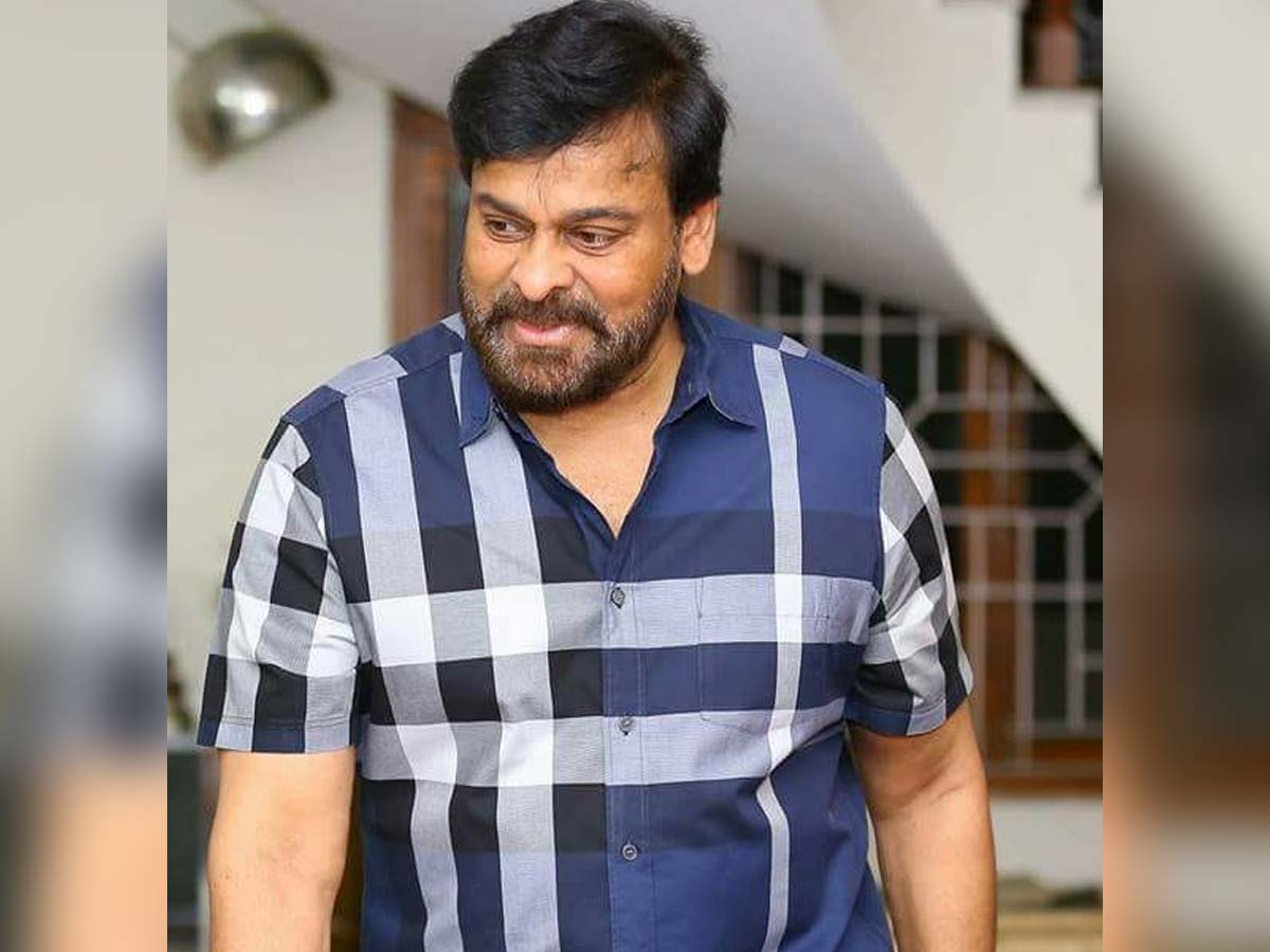 Something extremely special for Chiranjeevi