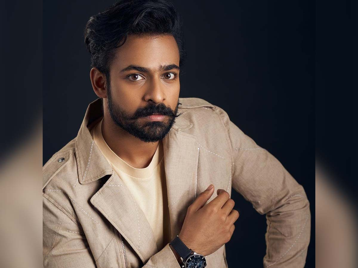 Vaishnav Tej starts shoot of Gireesaaya film