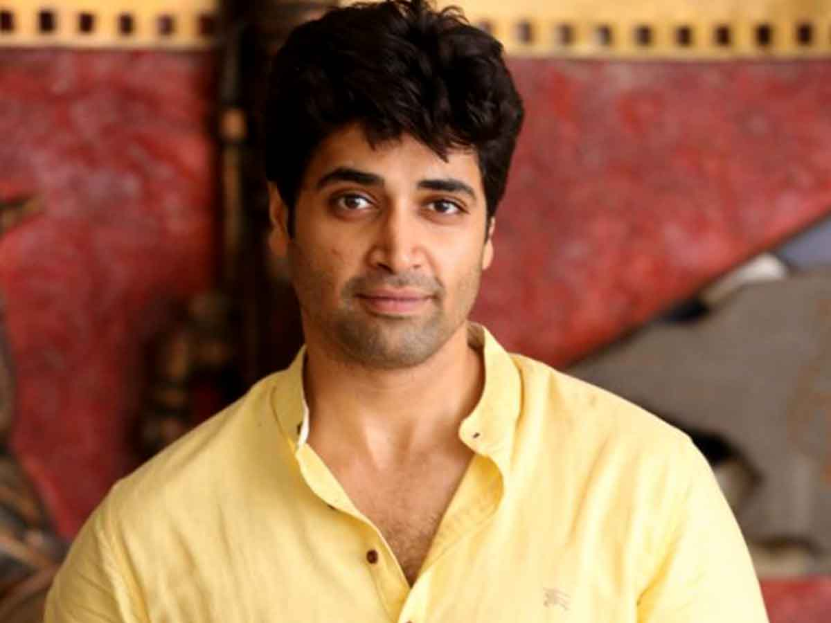 Adivi Sesh admitted in hospital