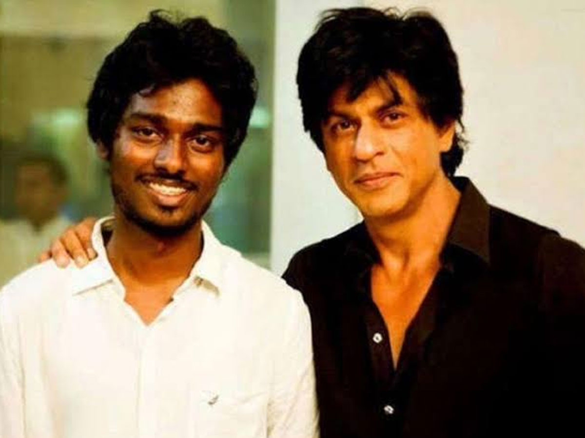 Atlee and Shah Rukh Khan film titled Lion