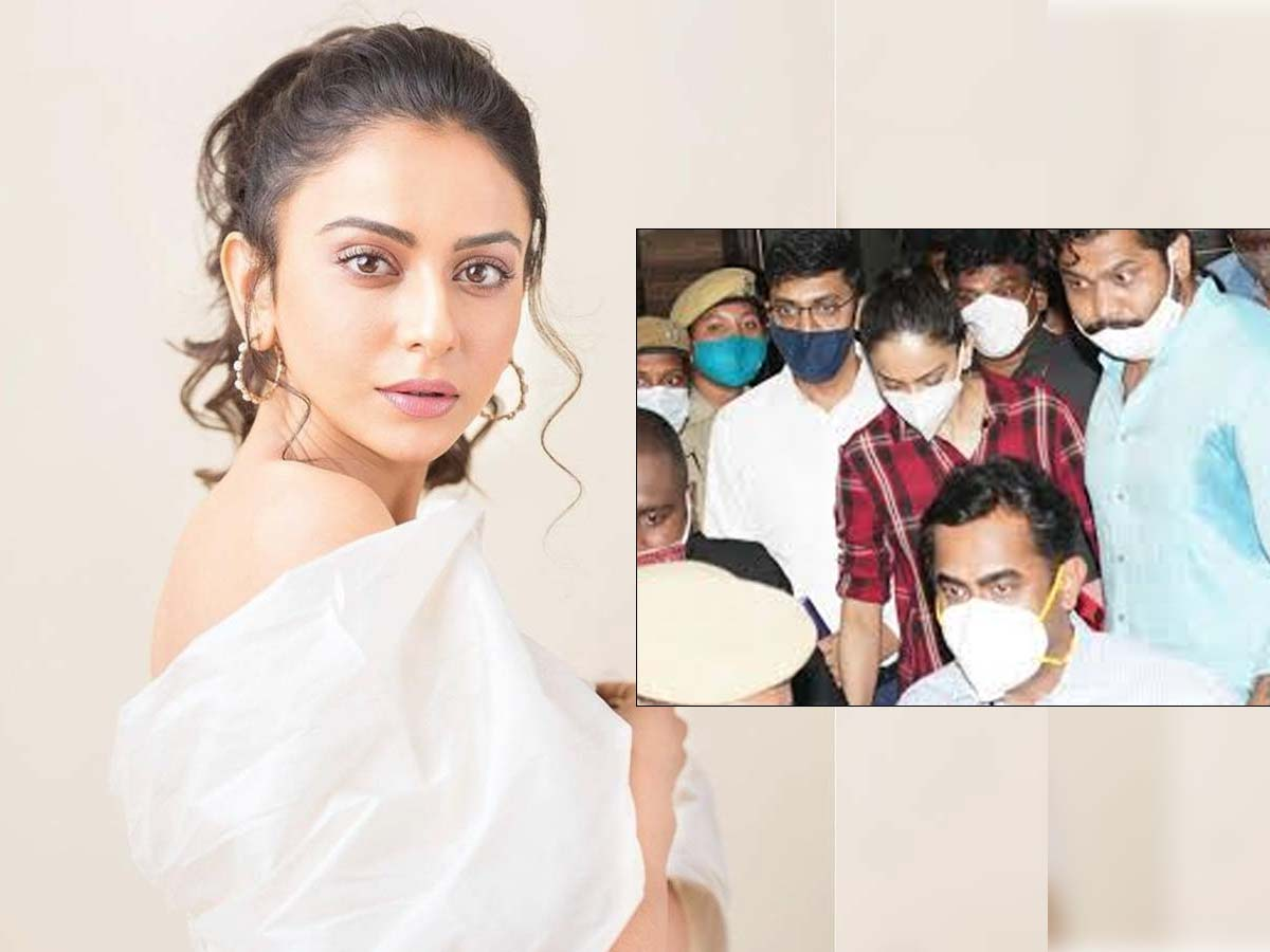 ED officials shot 30 questions at Rakul Preet Singh in six hours