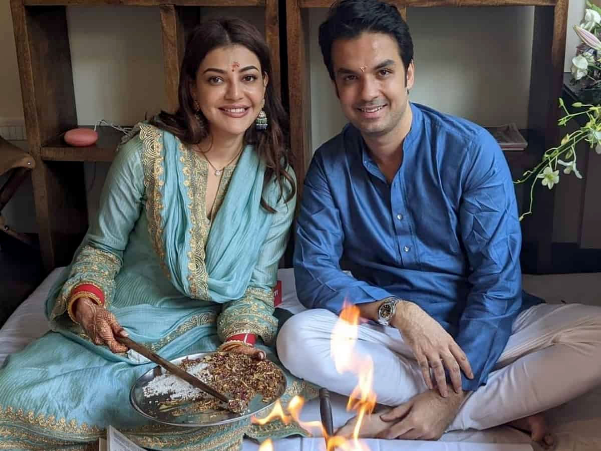 Kajal Aggarwal pregnancy at most unexpected time