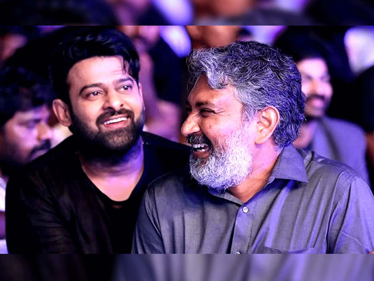 Mythri orchestrating a film with Prabhas and Rajamouli