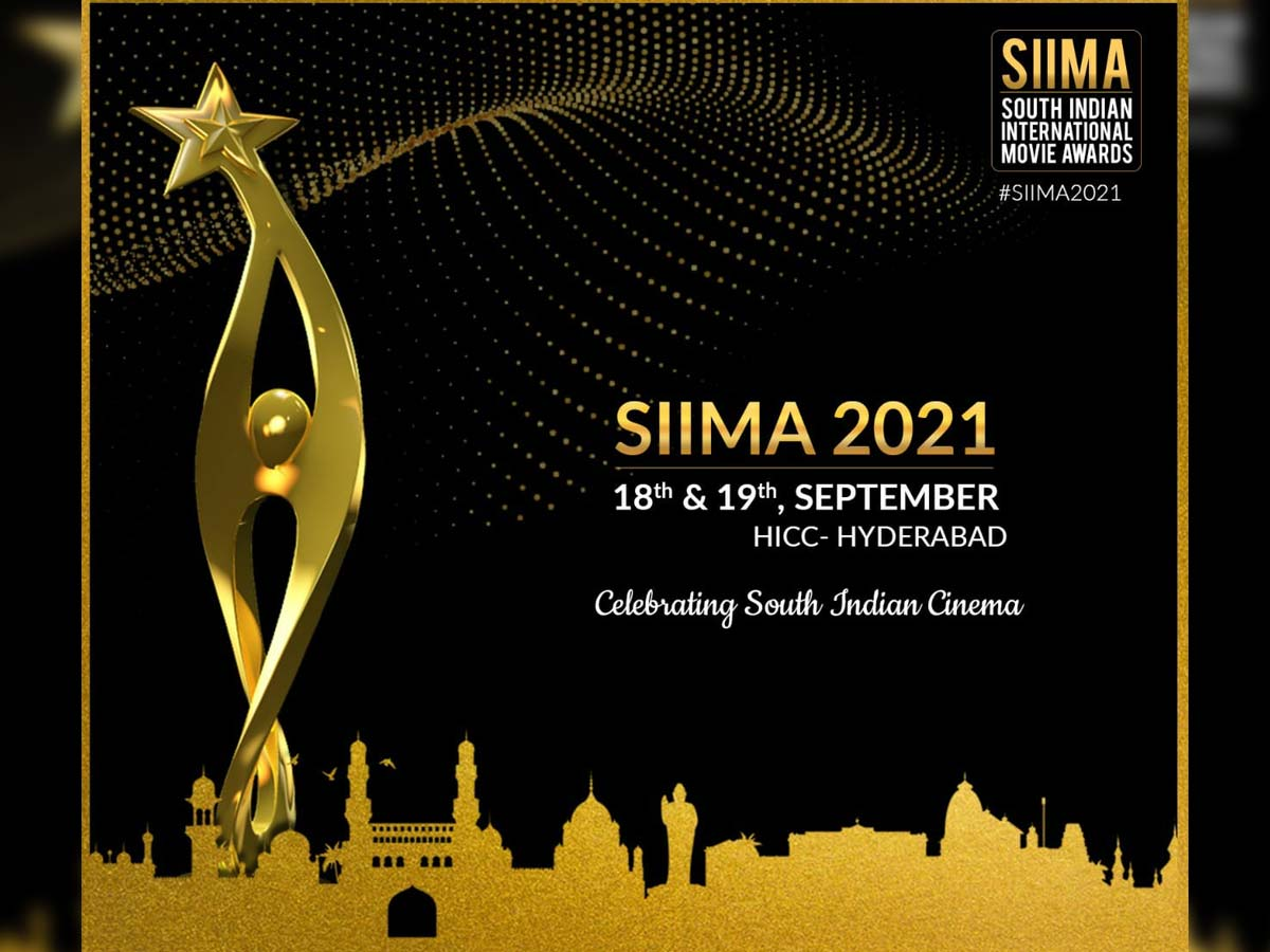 SIIMA 2021 happening today and tomorrow: Nomination list