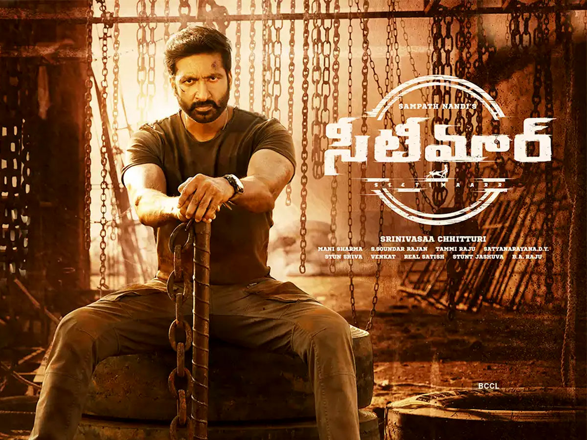 Seetimaarr4 days box office collections