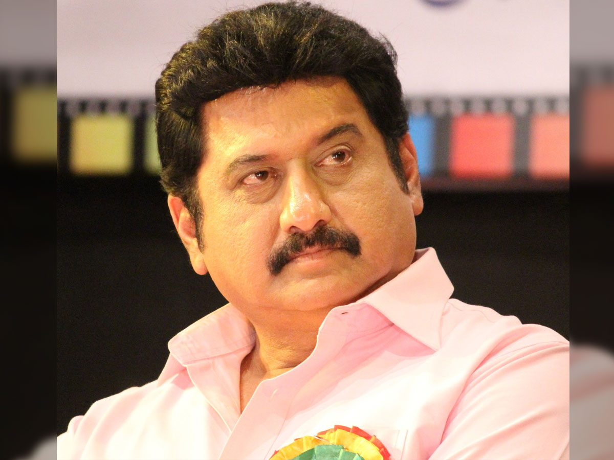 Senior actor Suman comments on Tollywood drug case