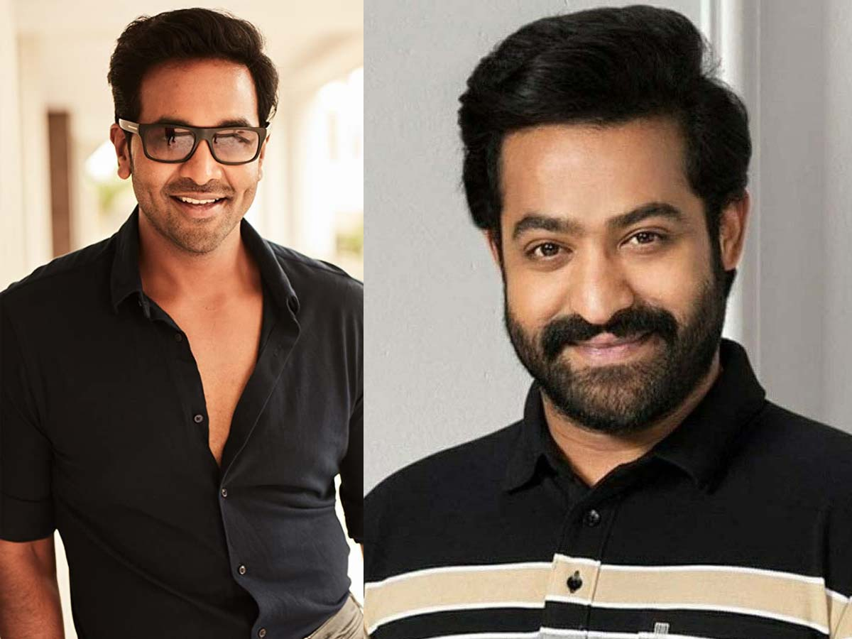 Manchu Vishnu: The first call I received after my victory was fromJr NTR