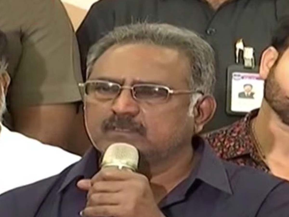 Teary eyed Banerjee claims, Mohan Babu misbehaves with him
